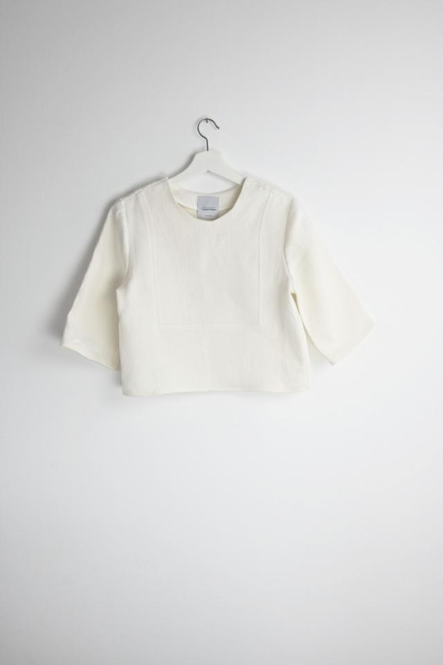 Gartenshirt creme