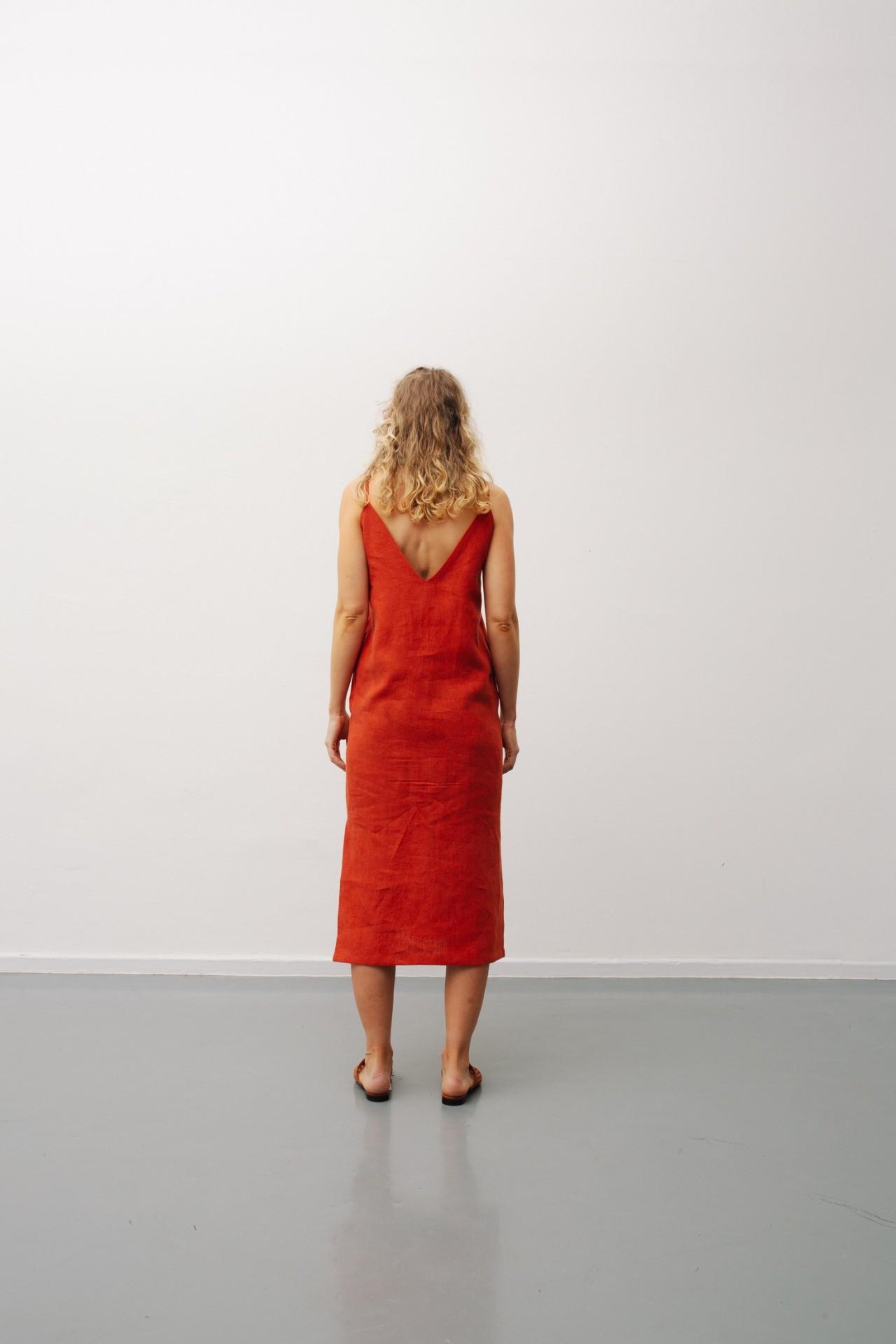 Helena Harfst Lookbook - Rückansicht